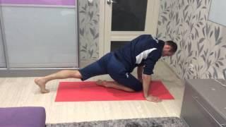 Всего одно самое эффективное упражнения при защемлении седалищного нерва