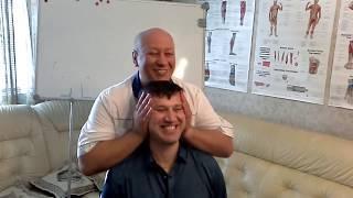 Правка шейных позвонков, мануальная терапия