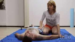 Мастер-класс по эротическому массажу
