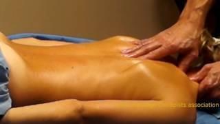 Массаж спины  Методы массажа