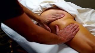 Массаж ног и ягодиц. Как правильно делать массаж.
