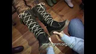 Как выровнять косолапость и удлинить ногу