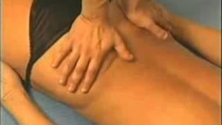 Массаж при остеохондрозе: лечение остеохондроза