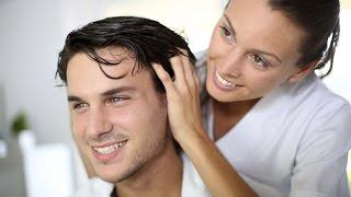 Эротический массаж головы для мужчины