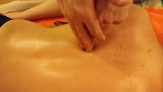 массаж при сколиозе в домашних условиях