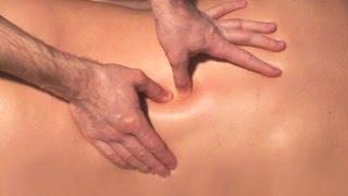 Видео урок массажа спины в домашних условиях. Video tutorial back massage at home
