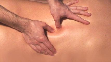 Массаж спины. Видео урок массажа спины в домашних условиях. Video tutorial back massage at home