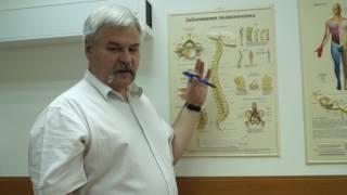 Защемление нерва в спине (в грудном, поясничном, шейном отделе позвоночника): симптомы и лечение |