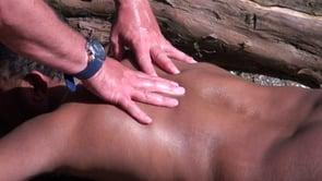 Naturist Massage by male masseur