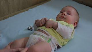 Что делать если малыша мучают запоры?