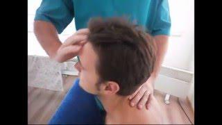 Классический массаж головы. Как быстро убрать головную боль